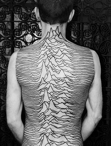 chart tattoo