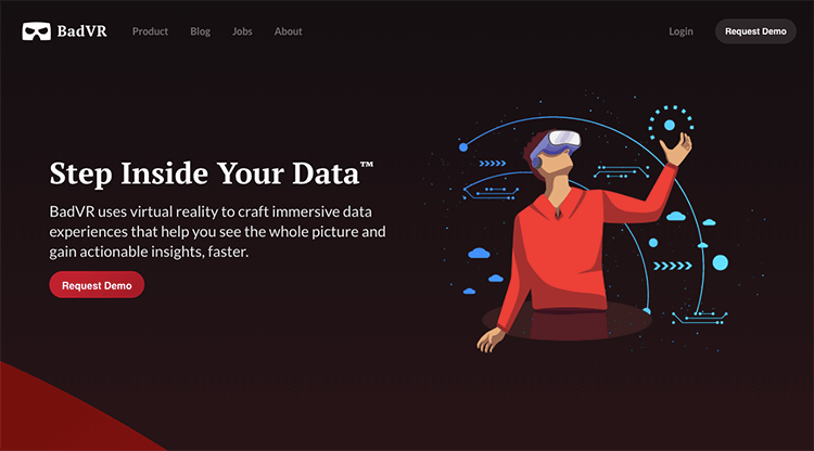 immersive data