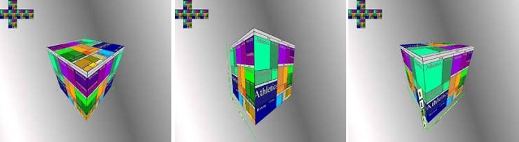 treemap cubes