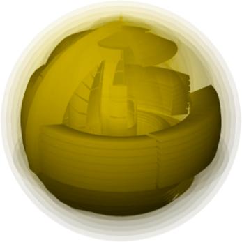 treemap sphere