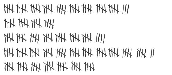 Tally Chart Tally Chart