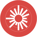 Radial Column Chart Icon