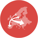 Flow Map Icon