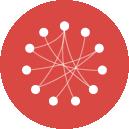 Chord Diagram (non-ribbon) Icon